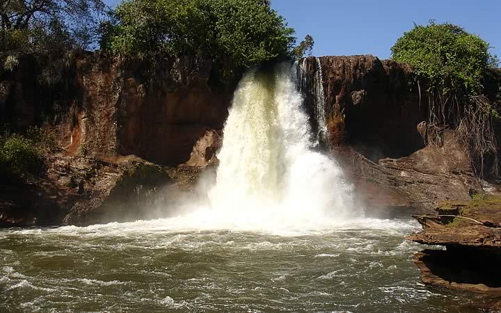 Cachoeira da Prata - Chapada das Mesas