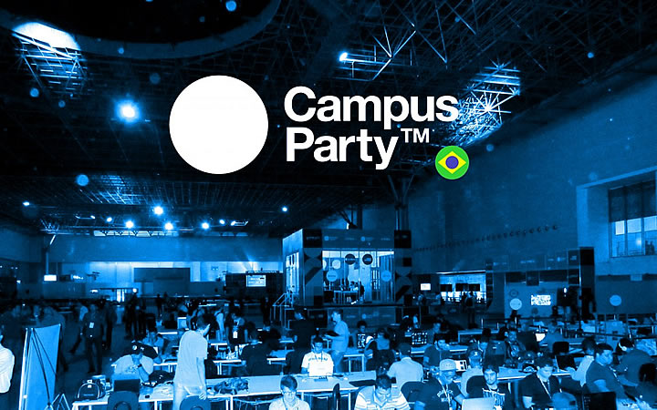 Campus Party - Competições