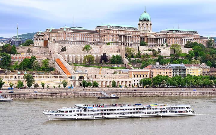 Castelo de Buda - Budapeste - Hungria