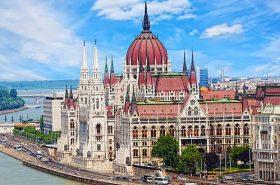 Castelo em Budapeste