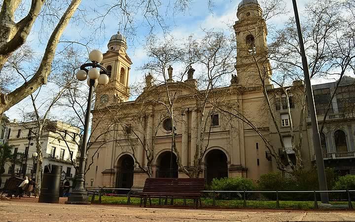 Catedral Metropolitana - Montevidéu