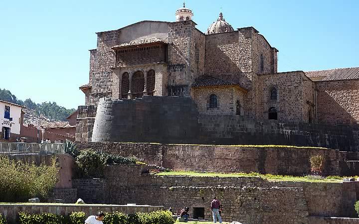 Catedral de Santo Domingo - Qorikancha - Cusco