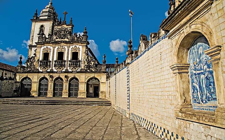 Centro cultural de São Francisco - João Pessoa