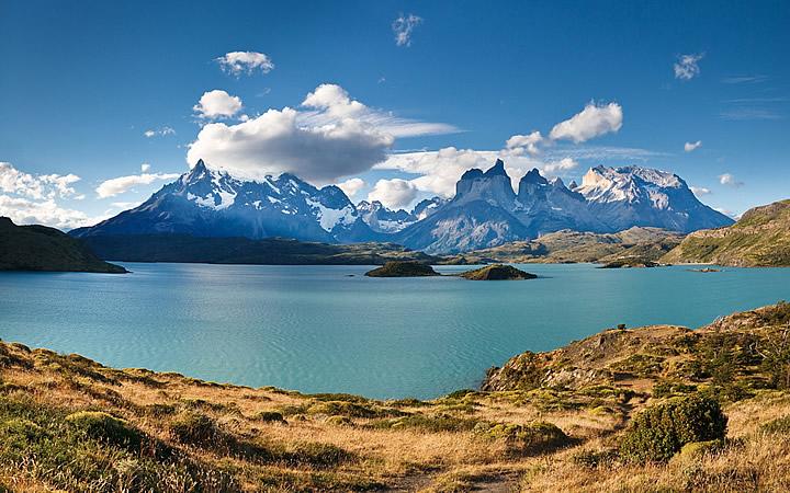 Chile - Visão Para Cordilheira dos Andes