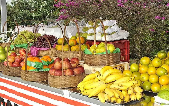 Circuito das Frutas em Jundiaí