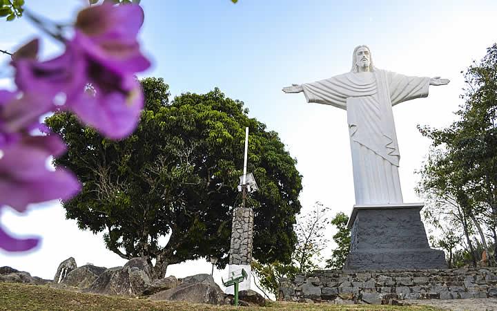 Cristo Redentor - Serra Negra