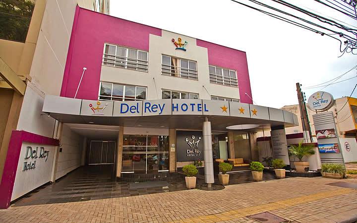 Del Rey Hotel - Foz do Iguaçu