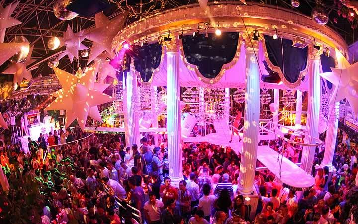 Es Paradis - Ibiza