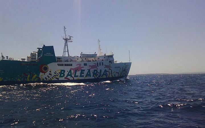 Ferry - Ibiza
