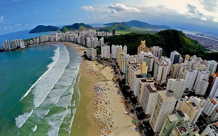 Florianópolis - Visão de um drone