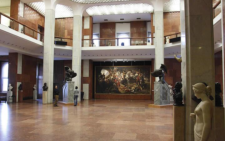 Galeria Nacional em Budapeste