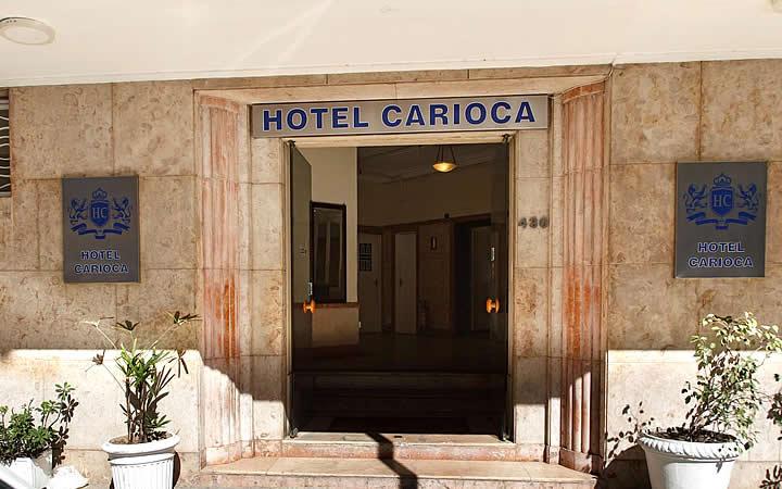 Hotel Carioca - Rio de Janeiro