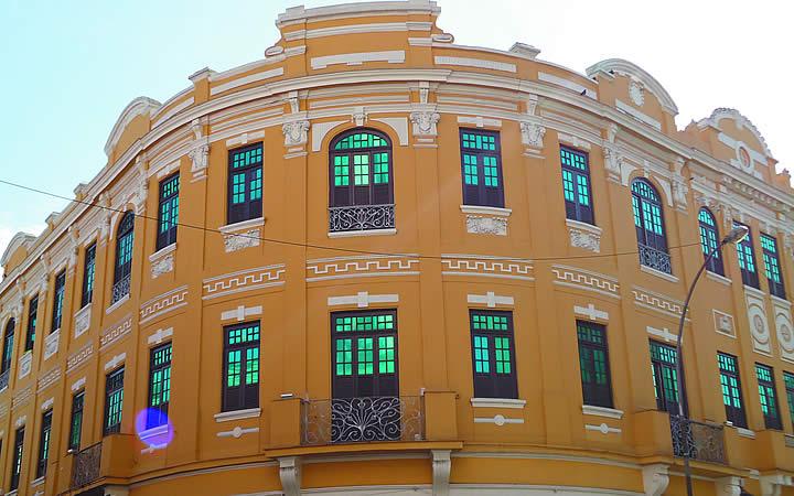 Hotel Cruz de Ouro - Rio de Janeiro
