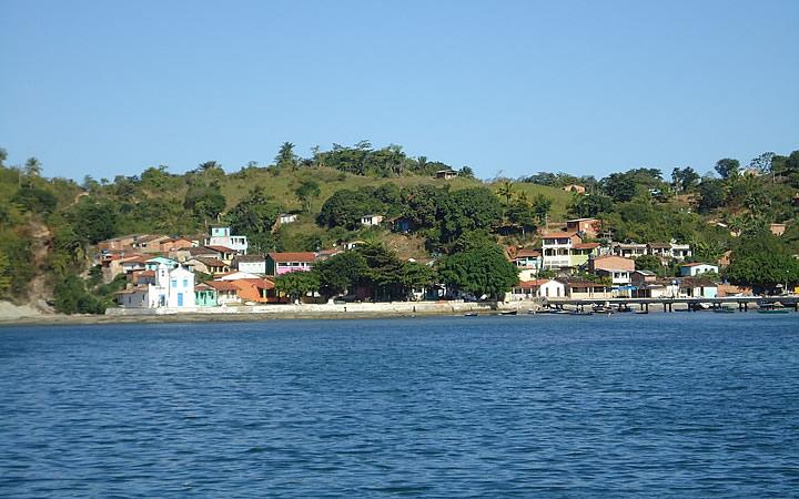Ilha da Maré - Salvador