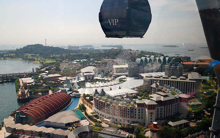 Ilha de Sentosa - Singapura