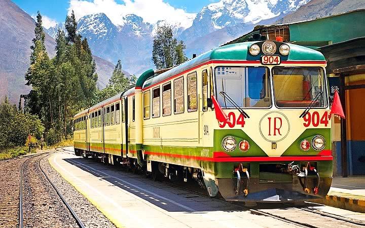 Inca Rail - Peru