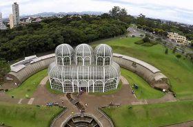 Jardim Botânico em Curitiba