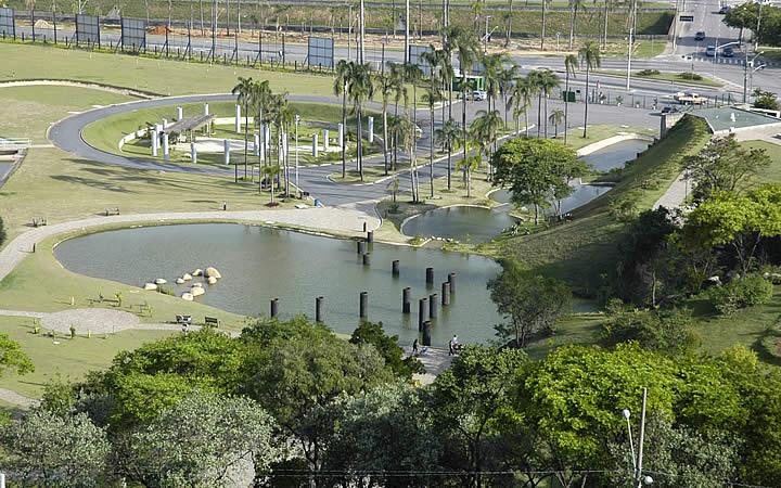 Jardim Botânico em Jundiaí