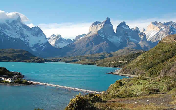 Lago Andinos - Chile