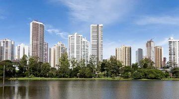Lago Igapó - Londrina