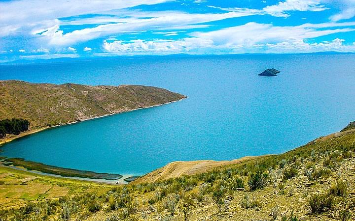 Lago Titicaca - Cusco - Peru