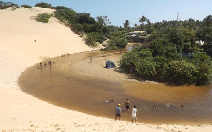 Lagoa Redonda - Aracaju