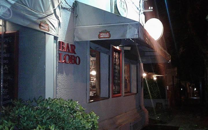 Lobo Bar - Montevidéu