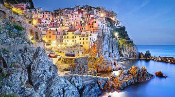 Lugares para conhecer na Itália