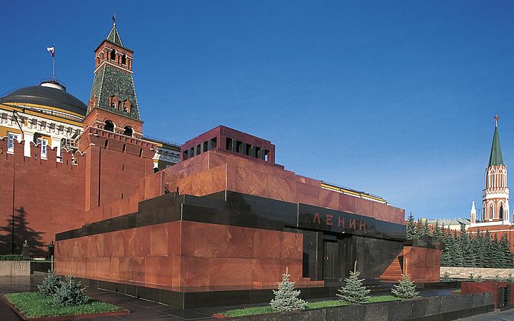 Mausoléu de Lenin - Moscou