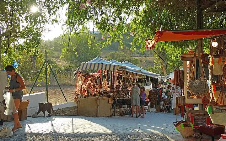 Mercadilo Las Dalias - Ibiza