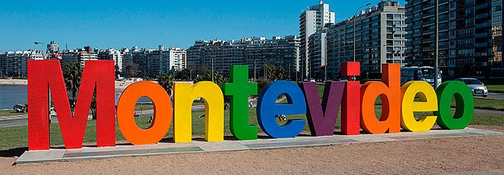 Montevidéu - Letreiro