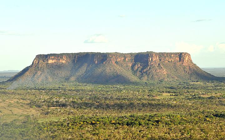 Morro do Chapéu - Chapada das Mesas