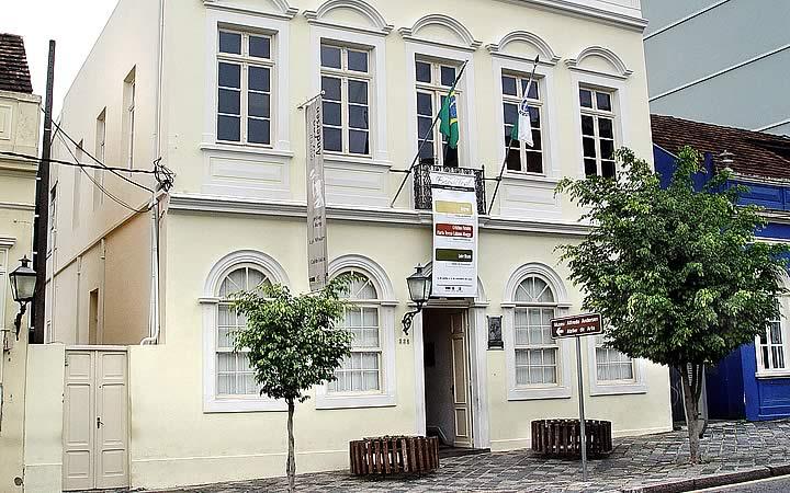 Museu Alfredo Andersen - Curitiba