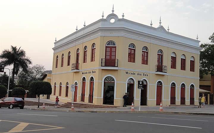 Museu Lídia baís - Campo Grande