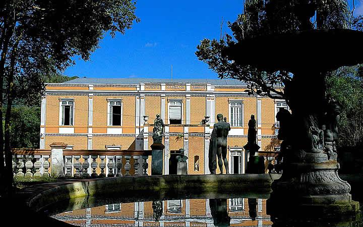 Museu Mariano Procópio - Juiz de Fora