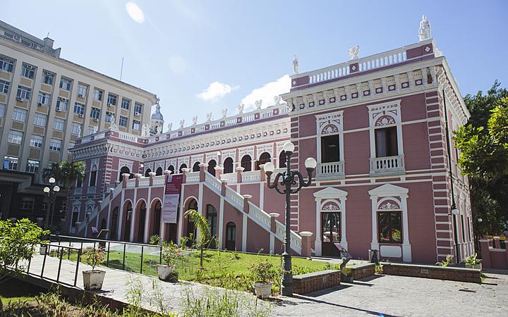 Museu Palácio Cruz e Souza - Florianópolis