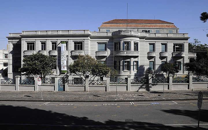 Museu Paranaense - Curitiba