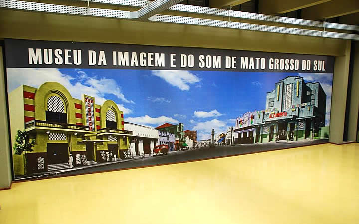 Museu da imagem e som - Campo Grande