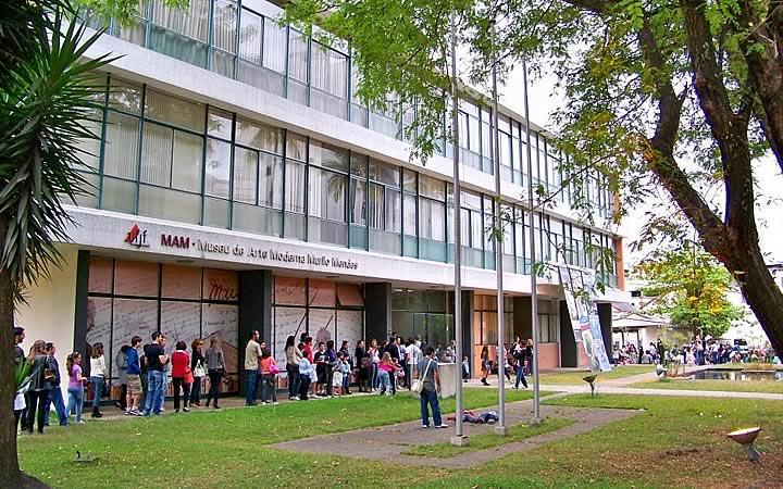 Museu de Arte Moderna Murilo Mendes - Juiz de Fora