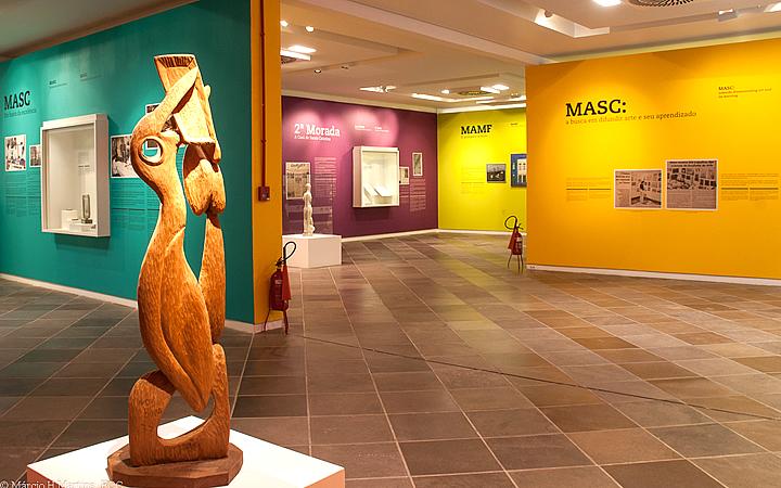 Museu de Arte em Santa Catarina
