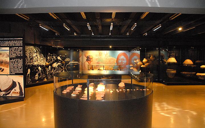 Museu de arqueologia - Campo Grande
