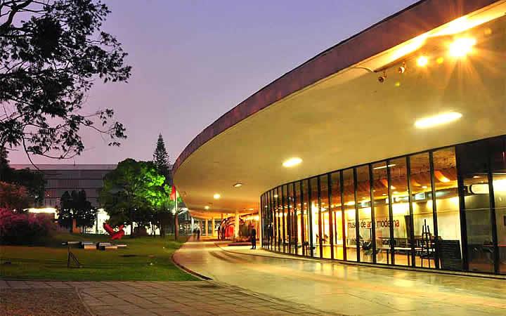 Museu de arte Moderna - São Paulo