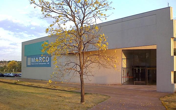 Museu de arte contemporânea - Marco