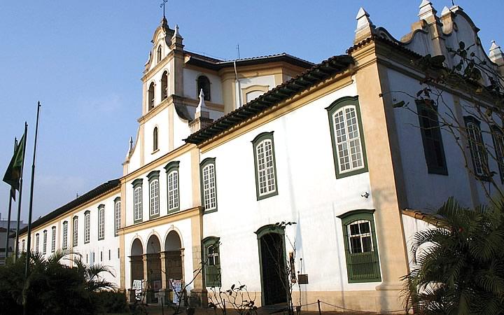 Museu de arte sacra - São Paulo