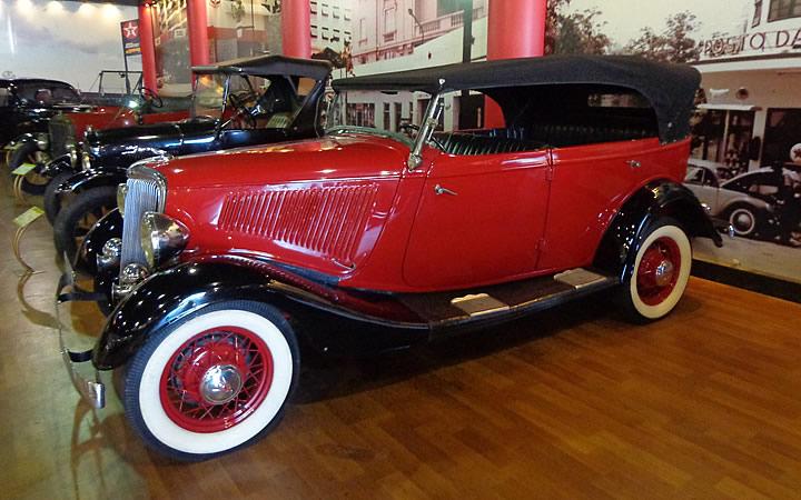 Museu do Automóvel - Curitiba
