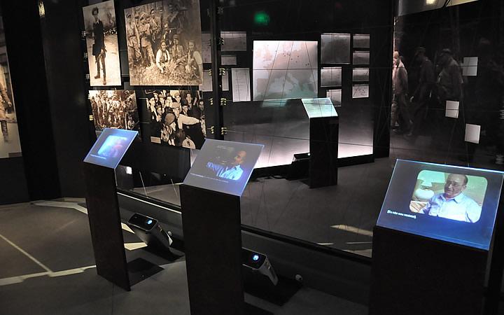 Museu do Holocausto em Curitiba