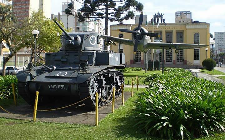 Museu do expedicionário - Curitiba