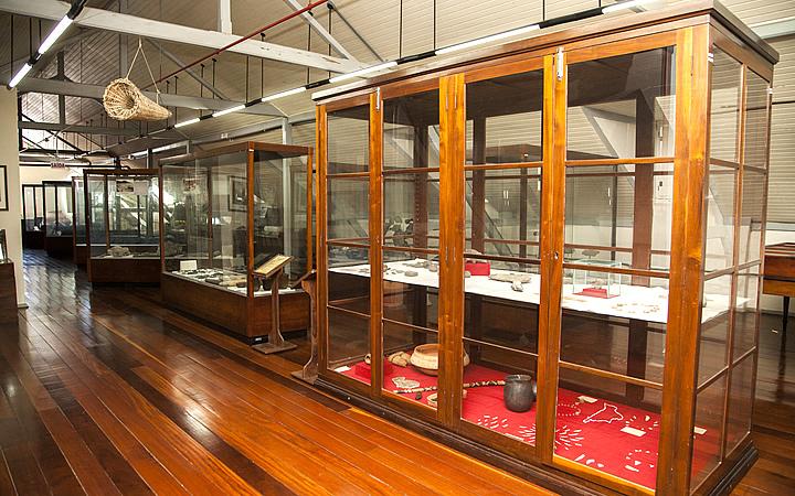 Museu do homem do Sambaqui em Florianópolis