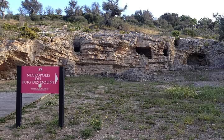 Necrópolis Púnica de Puig des Molins - Ibiza