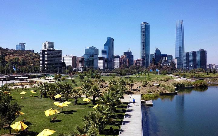 Parque Las Esculturas - Chile